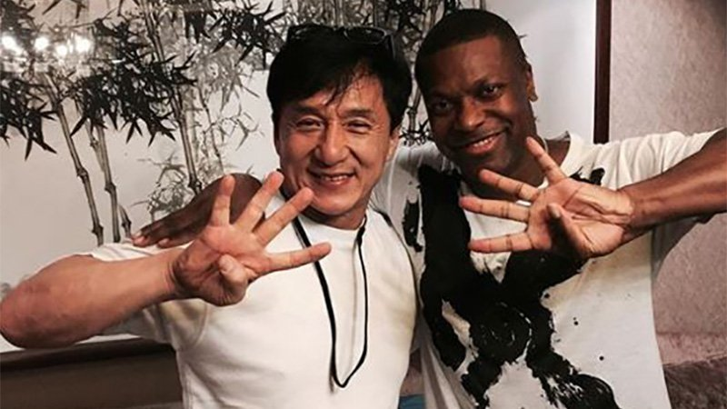 Chris Tucker and Jackie Chan Hint At Potential Rush Hour 4
