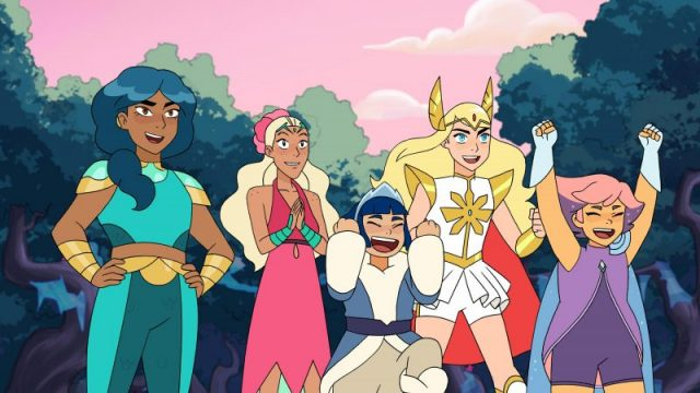 Trailer for She-Ra and The Princesses of Power Season 2 Released