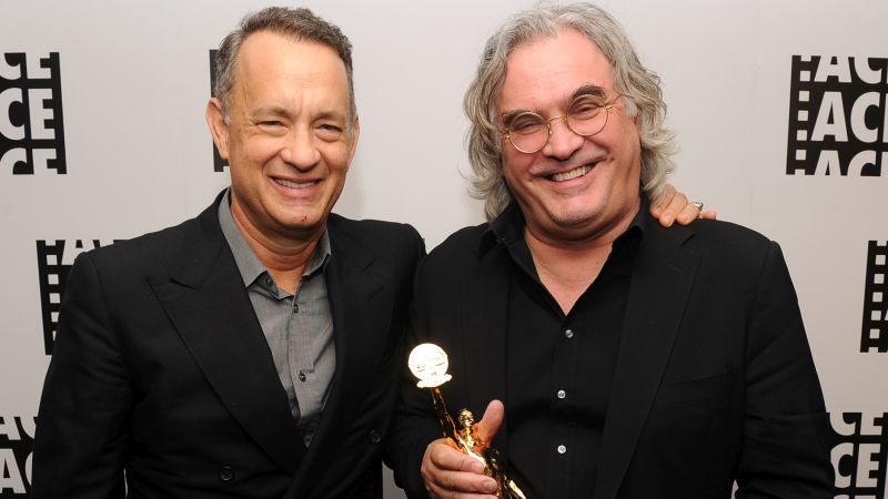Tom Hanks, Paul Greengrass Project News of the World Lands at Universal