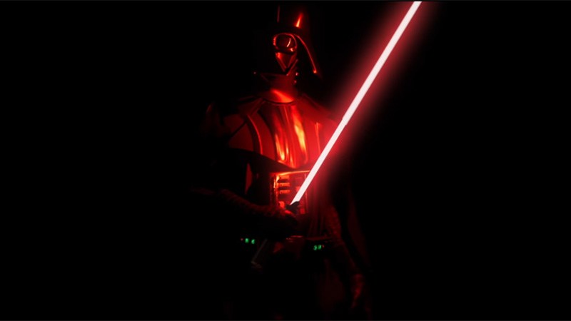Fate Has Chosen You In New Star Wars VR Vader Immortal Trailer