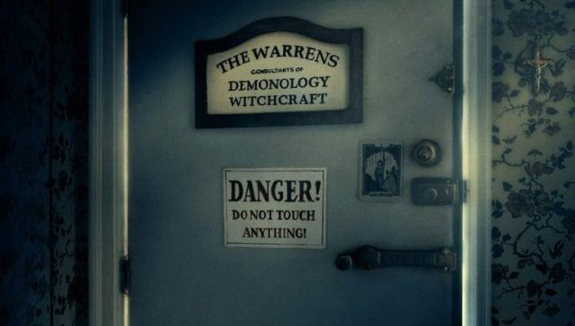 Explore the Warren Artifact Room in Annabelle Comes Home VR Video