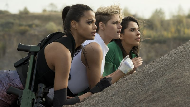 Charlie's Angels Photos Reveal First Official Look at the New Team