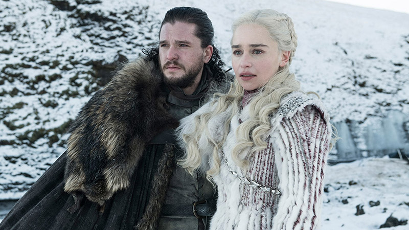 Mandatory Streamers: The Beginning of Game of Thrones' End Is Here