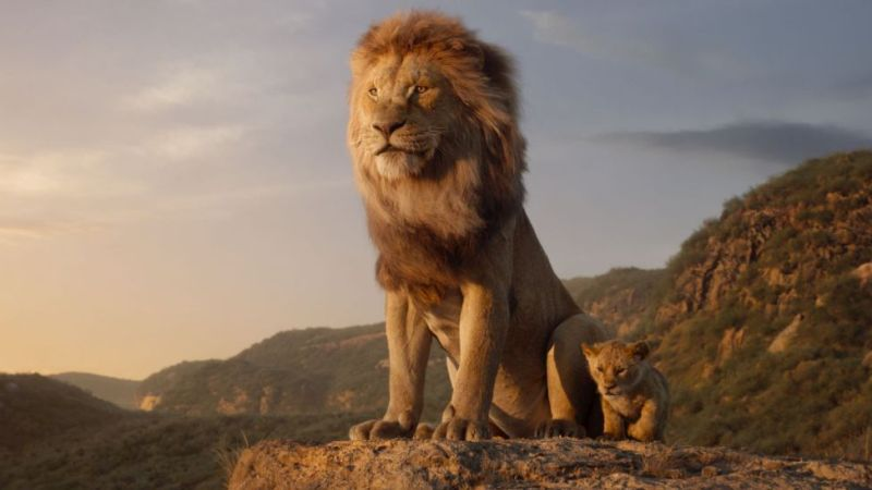The Full Trailer for The Lion King is Here!