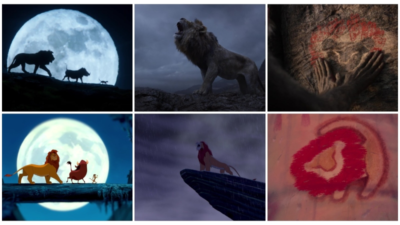 Check Out 50 The Lion King Trailer Screenshots!