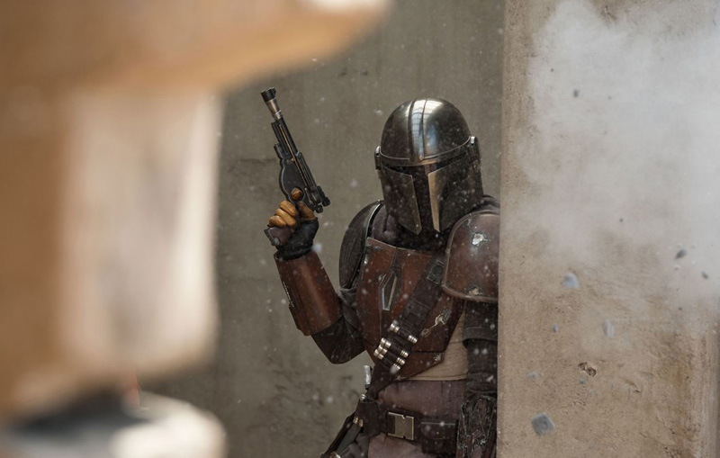 The Mandalorian Footage Description From Star Wars Celebration
