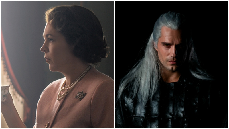 Netflix Announces The Crown Season 3, The Witcher to Premiere This Year