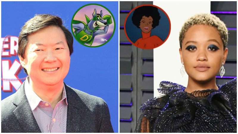 Ken Jeong and Kiersey Clemons Join Voice Cast of Scoob