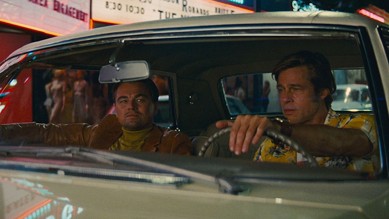 Check Out the New Once Upon a Time in Hollywood Trailer!