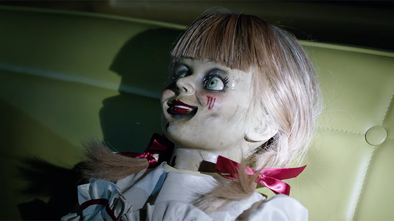 Possess All The Artifacts In New Annabelle Comes Home Trailer