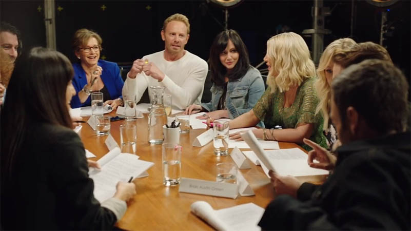 The Gang Returns Home in New 90210 Promo