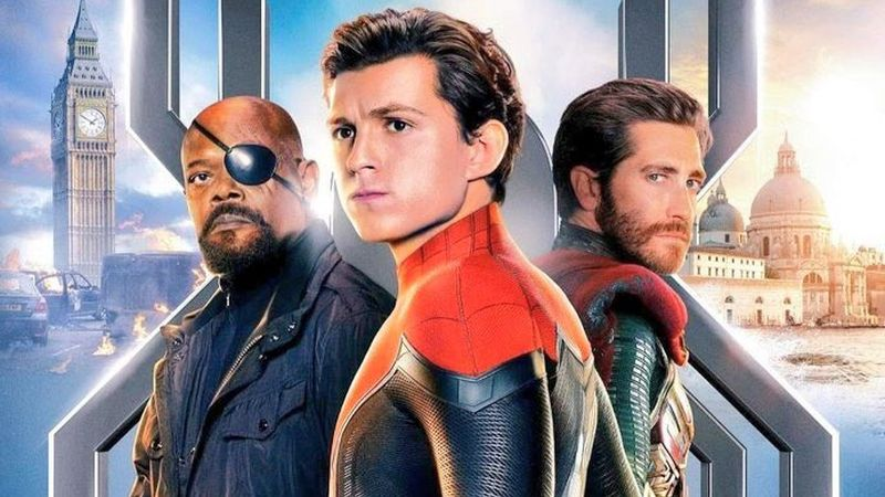 New Spider-Man: Far From Home Character Posters Debut