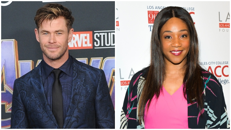 Paramount Wins Rights to Hemsworth-Haddish Comedy Down Under Cover