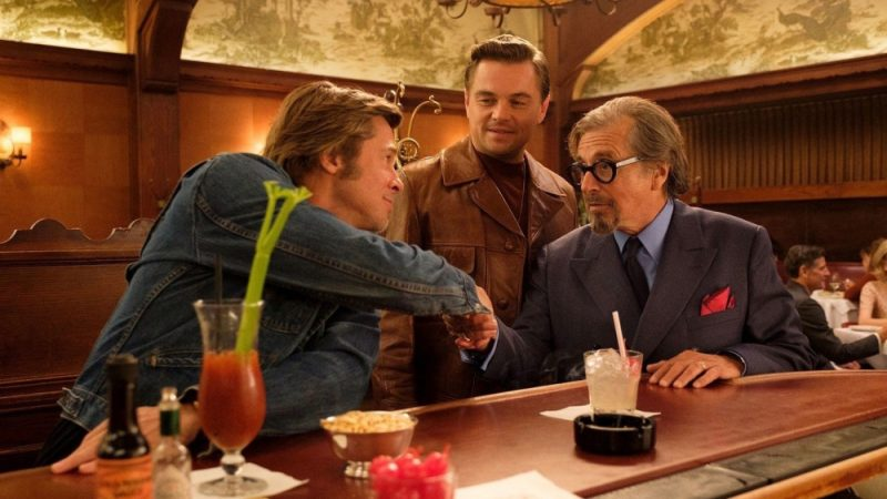 Once Upon a Time in Hollywood longer
