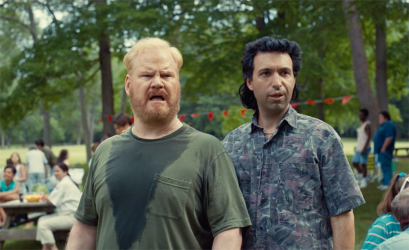 Exclusive Being Frank Trailer With Jim Gaffigan!