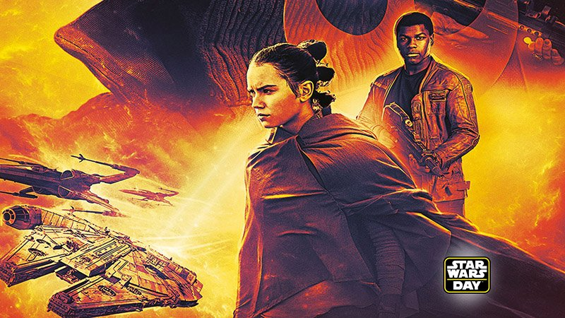 Lucasfilm Announces Journey to the Rise of Skywalker Novels and Comics