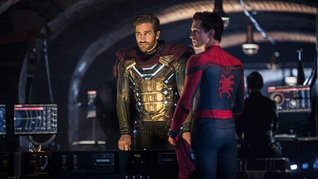 Spider-Man Learns About the Multiverse in the First Far From Home Clip
