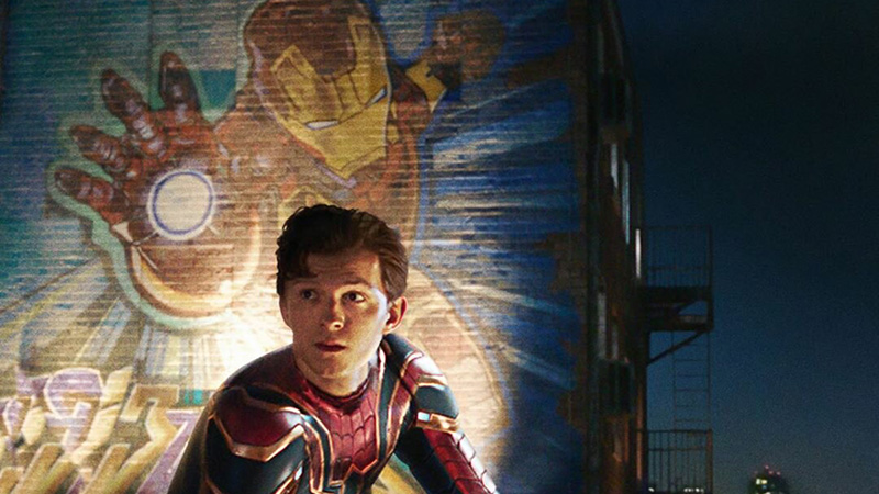 Peter Must Rise To The Challenge in New Spider-Man: Far From Home Poster