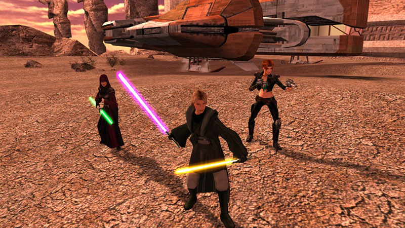 Star Wars games for May the 4th