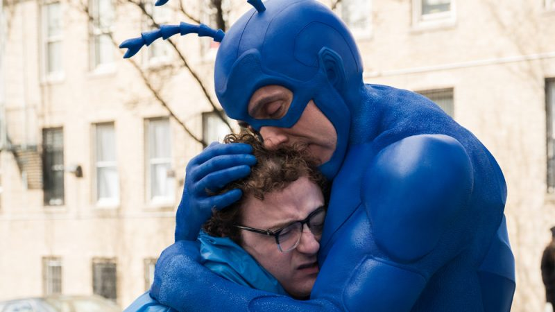 canceled The Tick