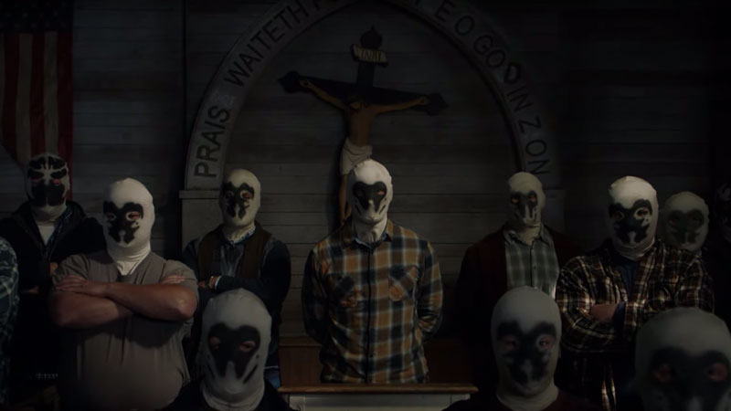 The Seventh Kalvary Wants To Start A War In New Watchmen Promo