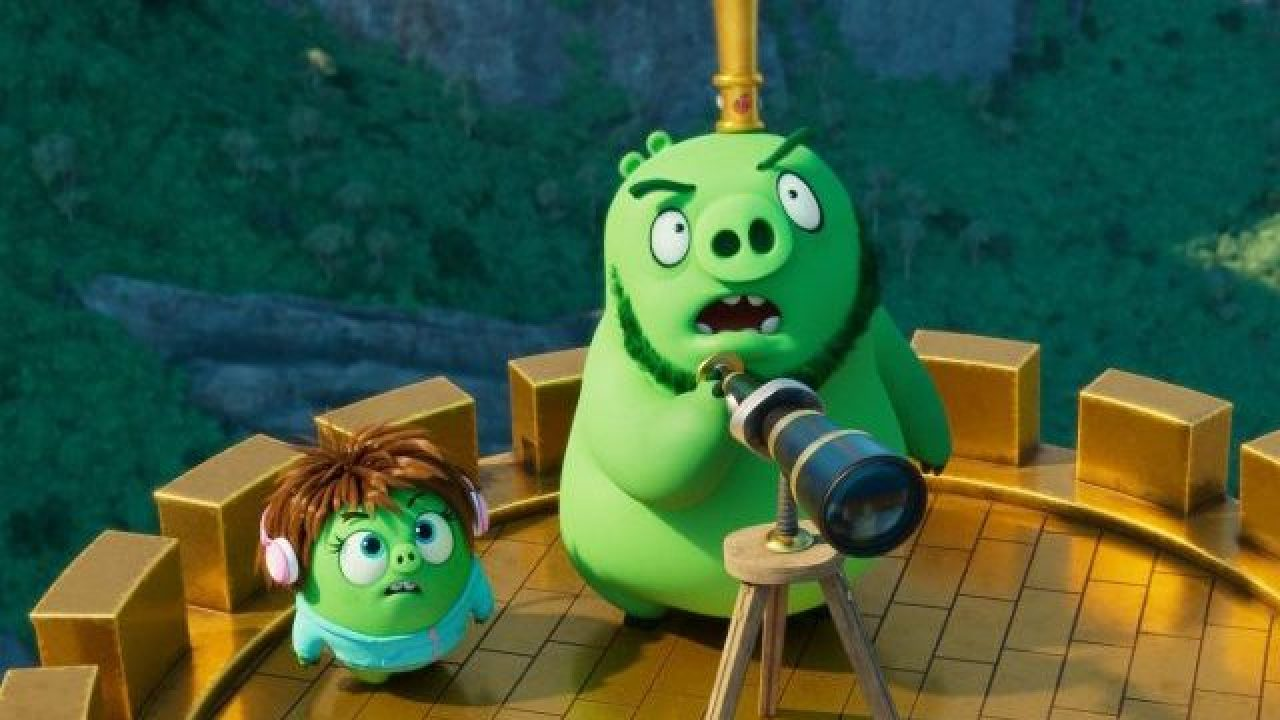 The Pigs Call For A Truce In New The Angry Birds Movie 2 Sneak Peek