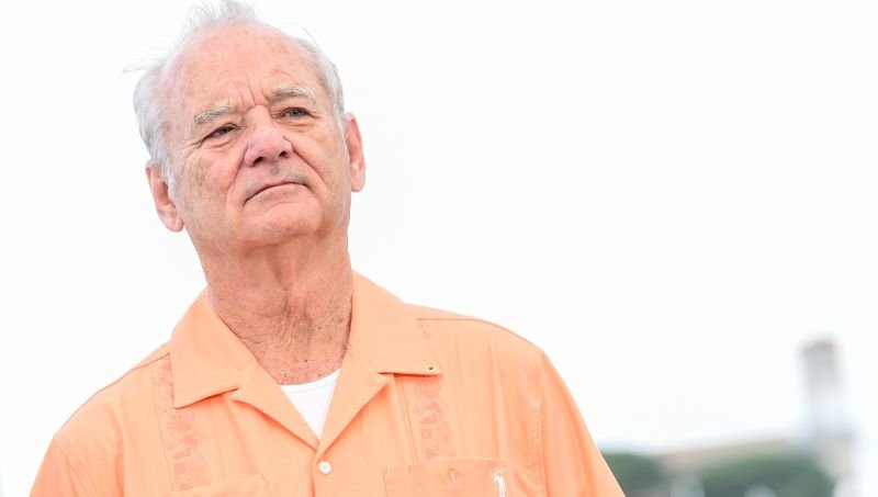 Bill Murray Says He Would Appear in New Ghostbusters Movie If Asked