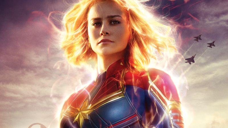 Captain Marvel Blu-ray and Digital Release Dates Revealed