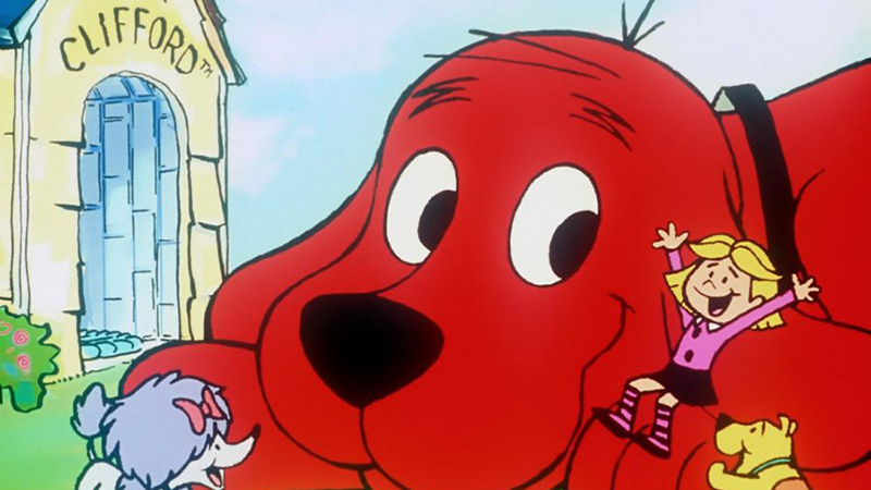 Clifford the Big Red Dog Adds Jack Whitehall, Darby Camp as Leads