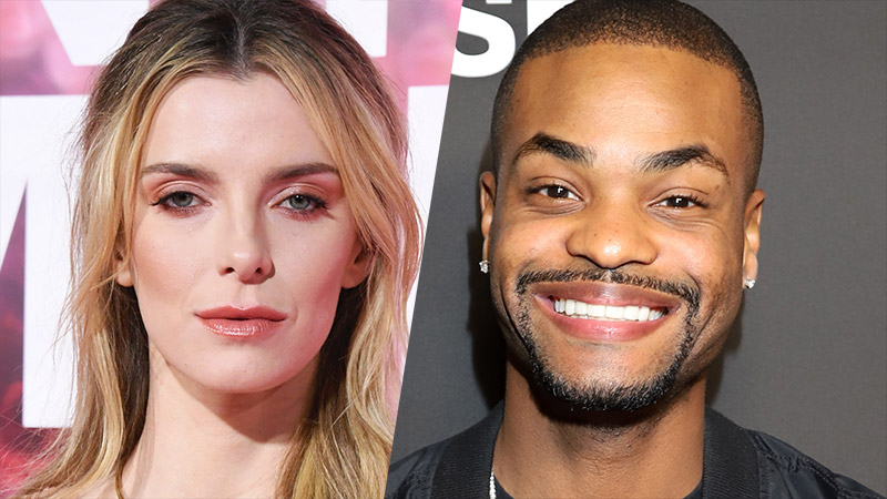 Betty Gilpin & King Bach Join Netflix's Coffee & Kareem Comedy