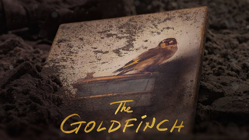 The Goldfinch Movie Poster Tells the Story of a Stolen Life