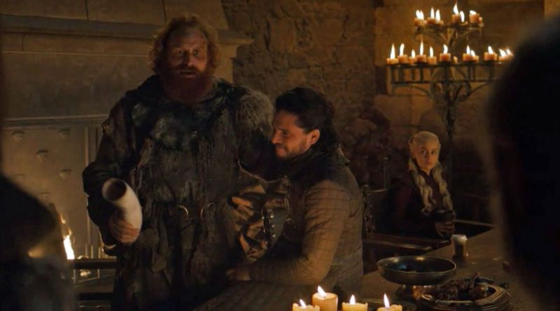 The Game of Thrones Coffee Cup Has Been Digitally Removed