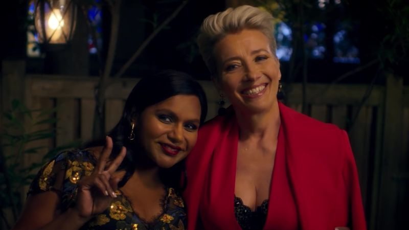New Late Night Trailer Starring Mindy Kaling & Emma Thompson!