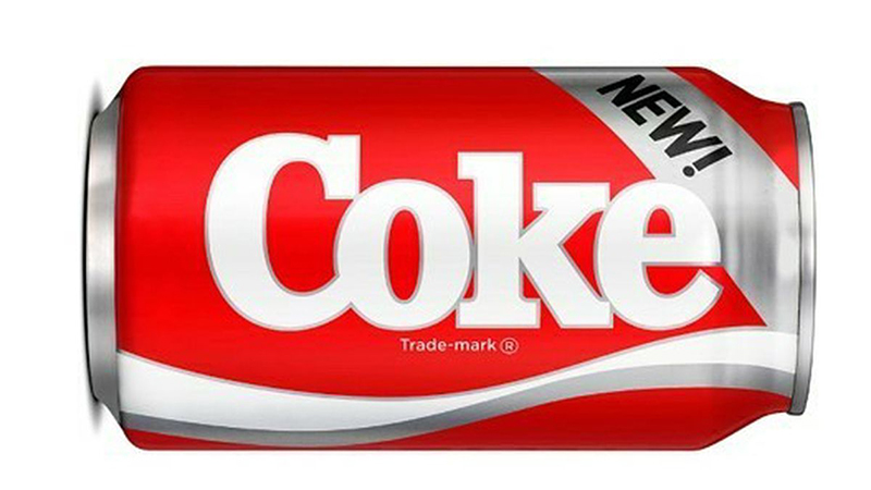 New Coke Making a Brief Comeback with Stranger Things Partnership