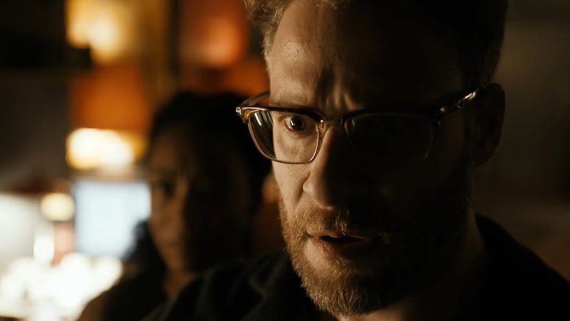 The Twilight Zone Season Finale Trailer Stars Seth Rogen & Zazie Beetz