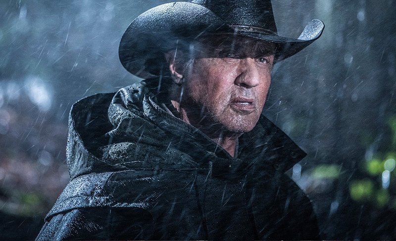 Stallone is Back in the Rambo: Last Blood Trailer!