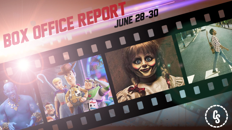 Toy Story 4 Remains #1 at the Box Office, Avengers Can't Catch Avatar