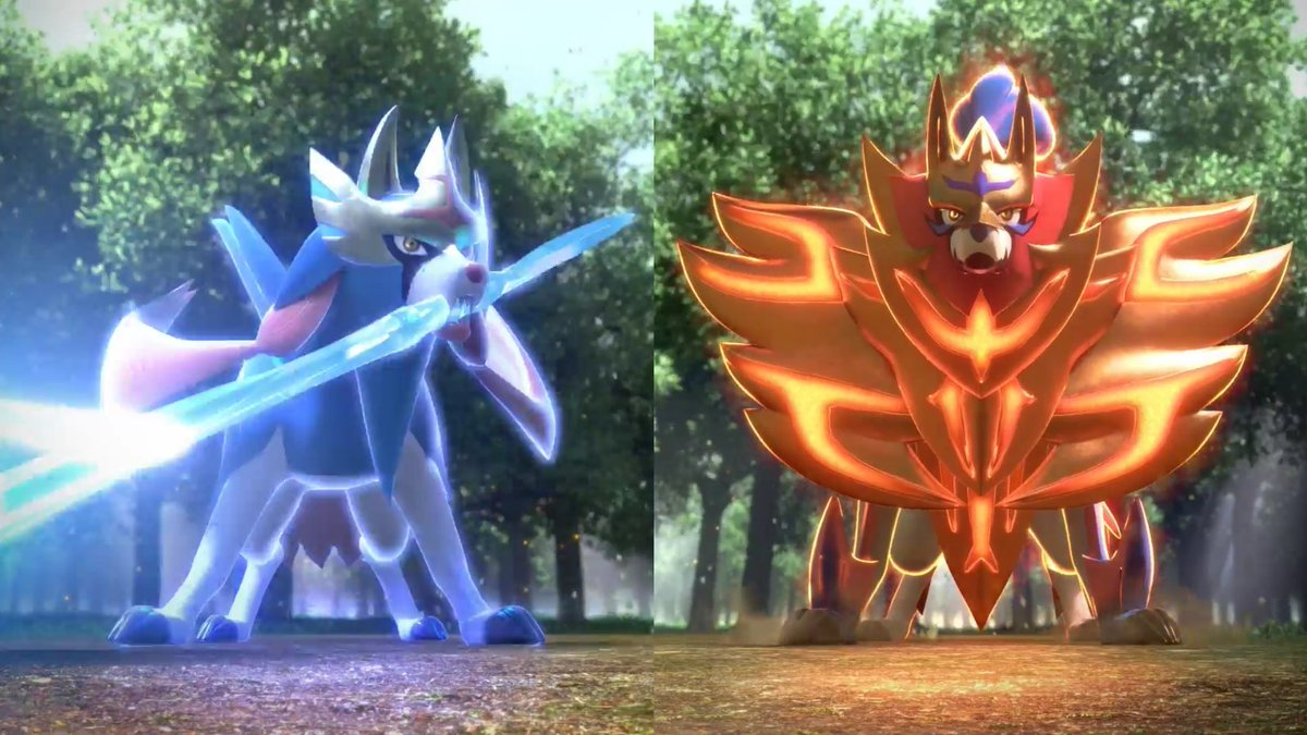 Pokémon Sword and Shield Release Date Revealed!