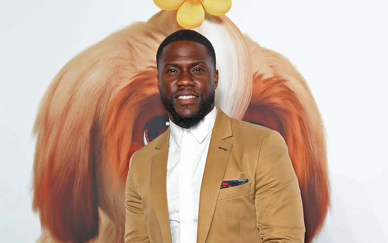 Kevin Hart in Talks for Scrooged Remake at Paramount