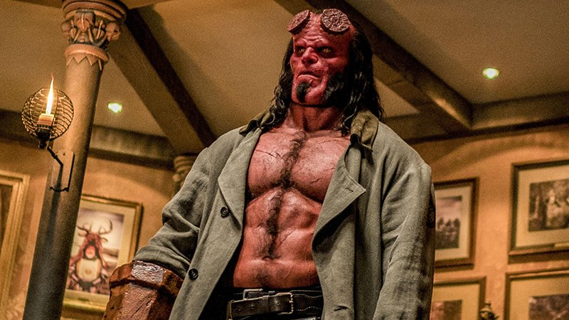 David Harbour Reveals No Hellboy Sequel Currently in the Works