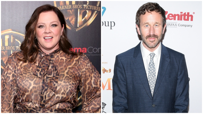 Melissa McCarthy, Chris O'Dowd Reunite with Director Ted Melfi in The Starling