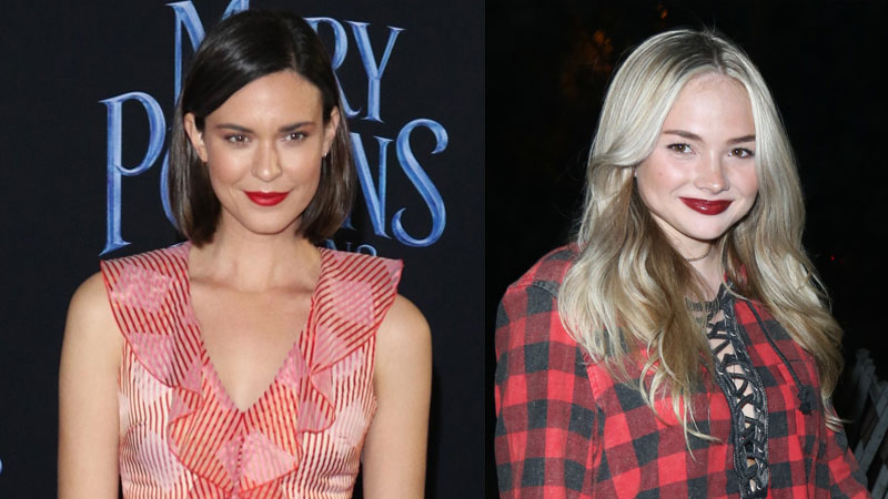 Odette Annable, Natalie Alyn Lind join Tell Me a Story