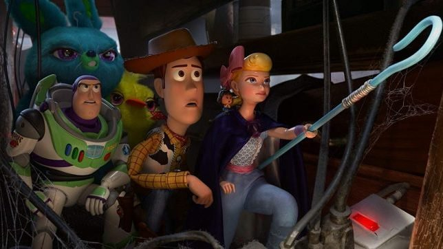 New Toy Story 4 TV Spot Reveals The Plan to Save Forky