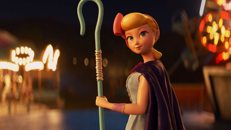 Annie Potts Talks Bo Peep's Action Fueled Return in Toy Story 4