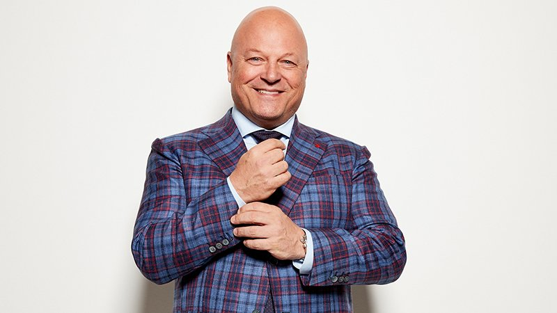 Michael Chiklis to Star in Coyote Border Drama Series at Paramount Network