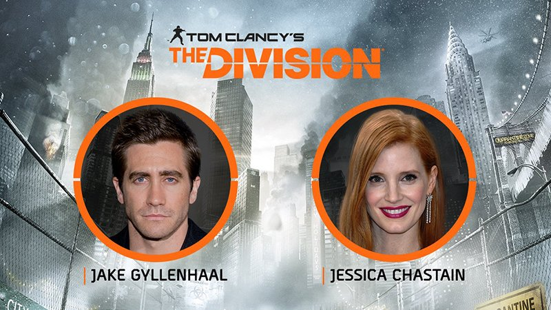 Netflix Acquires Ubisoft's The Division Starring Jessica Chastain, Jake Gyllenhaal