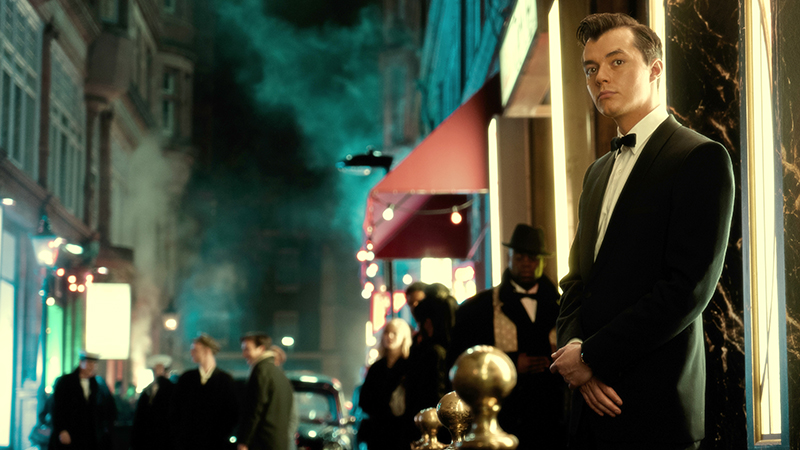 Pennyworth Featurette Goes Behind-the-Scenes of Batman Prequel Series