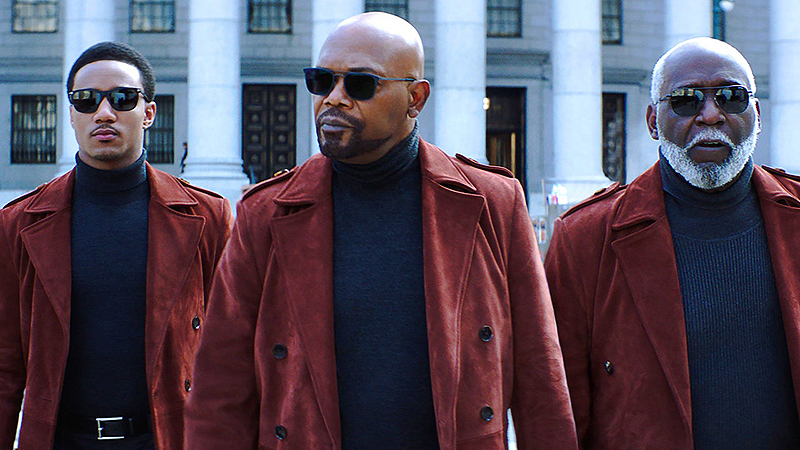 ComingSoon Visits the Set of Shaft!