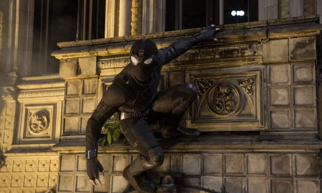 Spider-Man: Far From Home TV Spot Gives Closer Look at the Elementals