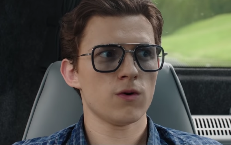 Mysterio Shades Peter in New Spider-Man: Far From Home TV Spot